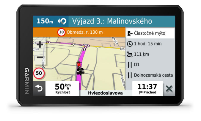 GARMIN REAL DIRECTIONS™